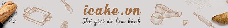 iCake - Thế giới đồ làm bánh